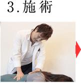 吹田市緑地公園駅アズ鍼灸整骨院3.施術
