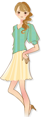 吹田市緑地公園駅アズ鍼灸整骨院骨盤の歪みを治してスタイルUP!